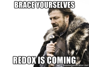 redox is coming